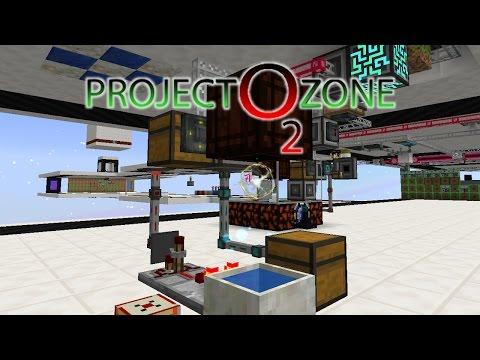Project Ozone 2 Kappa Mode - FULLY AUTOMATED BOTANIA [E77] (Modded Minecraft Sky Block)