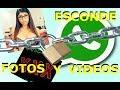 LA MEJOR APP PARA OCULTAR FOTOS Y VIDEOS GRATIS!!