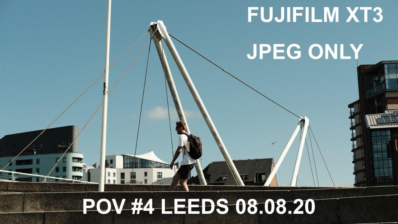 Street Photography POV #004 | Leeds 08-08-20