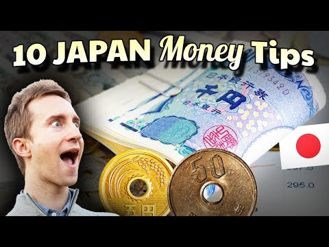 TOP 10 JAPANESE MONEY Travel Tips: Yen, ATMs & More