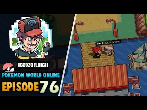 "Pokemon World Online - Episode 76 ""Blue Archipelago Event PART 1"""