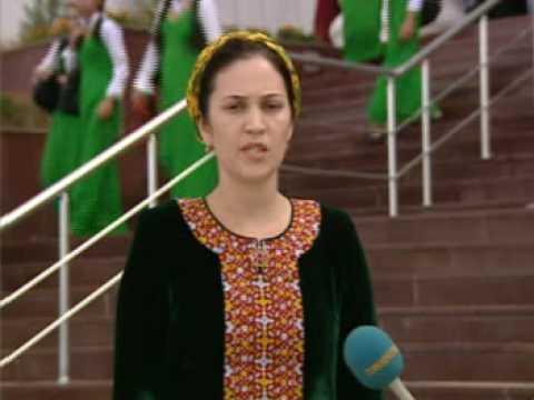 Art in All of Us project in Turkmenistan