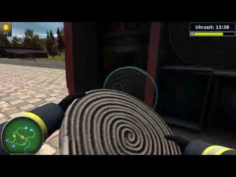 Firefighters 2014 - The Simulation Game Gameplay 2 HD |