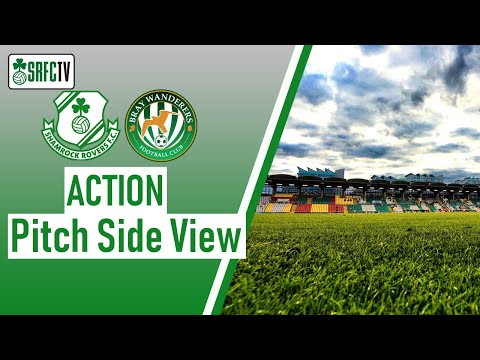 Some clips from yesterday's first division game v Bray Wanderers.