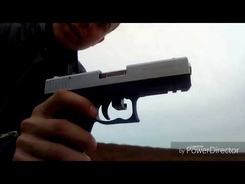 Yeni Silahım zoraki 917 atış, inceleme ve bilgi