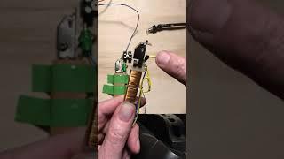 Kleine Bastelei: Magnetspulen der M-Gleise als Schalter verwenden