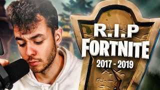 EL FIN de Fortnite...?