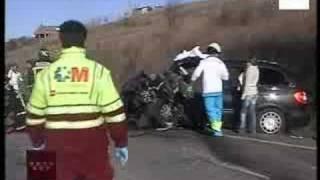 Puente de la Constitución deja 42 muertos en accidentes de tráfico