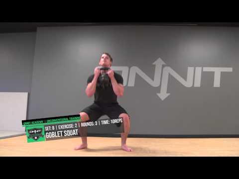 Full Body Beginner Kettlebell Workout