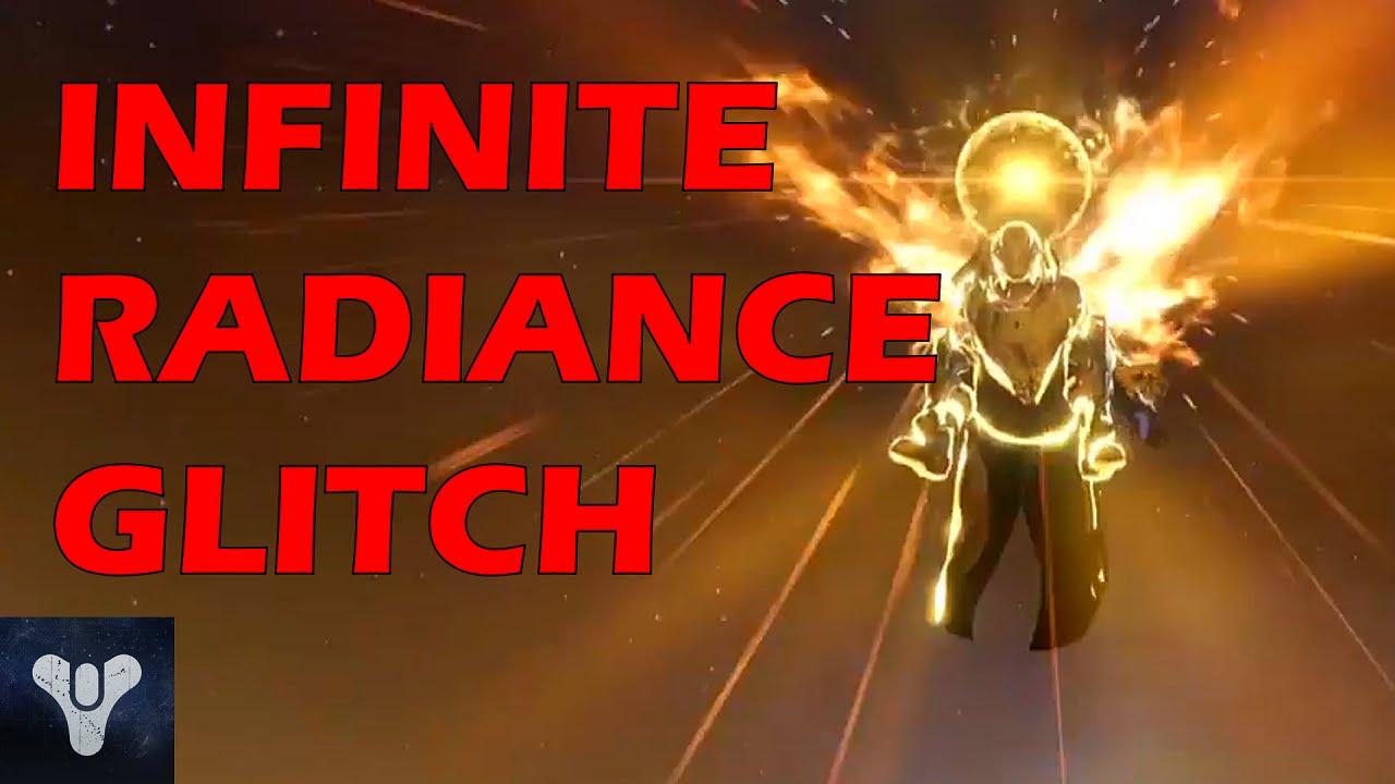 Destiny Infinite Radiance Glitch For Sunsinger Warlock Gameplay
