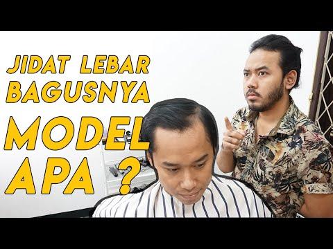 Model Rambut Buat Jidat Lebar Youtube