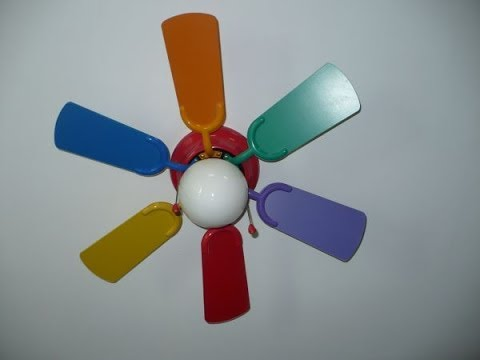Ceiling Fan For Kid Room Youtube