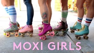 Meet The Moxi Girls Skate Team | Fearless Femme | Brawlers thumbnail