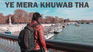 YE MERA KHUWAB THA | VLOG | EURO TRIP Chapter 01 | Aalishaan Travels | Karachi Vynz Official