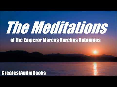 THE MEDITATIONS OF EMPEROR MARCUS AURELIUS - FULL AudioBook | GreatestAudioBooks V2