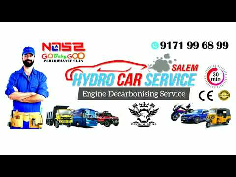 2013 CHEVROLET TAVERA - HYDRO ENGINE CARBON CLEANING SERVICE @ NOS2 Salem