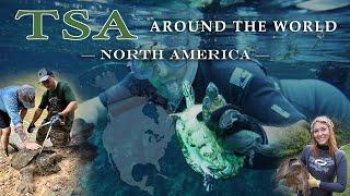 Tsa Around The World: North America