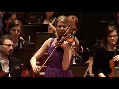 Kuusisto: Violin Concerto (world première performance) - Elina Vähälä, Jaakko Kuusisto