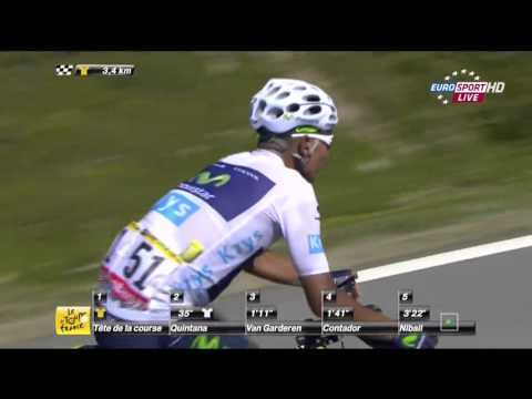 Tour de France 2015 - Stage 10 - Фрум рвёт рандом