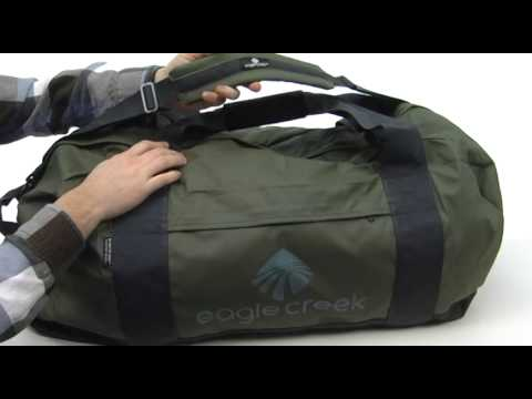 Eagle Creek No Matter What Flashpoint Duffel L SKU  8202304 - YouTube a41320094be0c