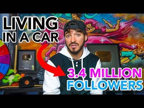 HOMELESS TO YOUTUBE FAMOUS: HOW I DID IT