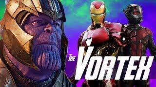 Iron Man & Ant-Man Quantum Infinity Armor Upgrades? - Avengers 4