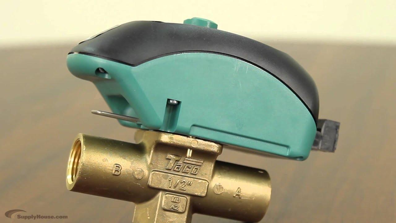 medium resolution of taco zone sentry valves
