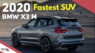 2020 BMW X3 M Competition Overview - Interior and Exterior