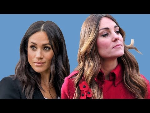 Meghan Markle & Kate Middleton's relationship: Body language expert explained
