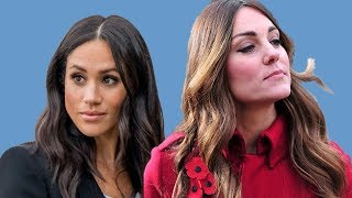 Meghan Markle & Kate Middleton's relationship: Body language expert explained