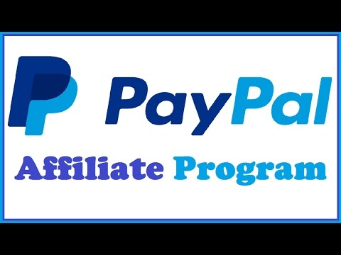 PayPal Affiliate Program