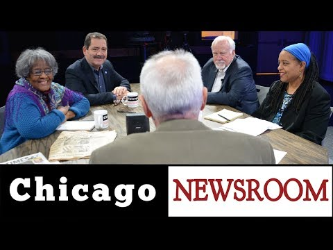 Chicago Newsroom 11/16/17