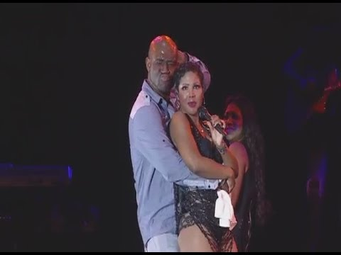 Toni Braxton Performing Live at Jamaica Jazz & Blues Festival 2014 Full