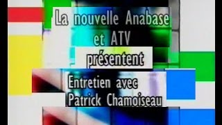 Chamoiseau et Perse