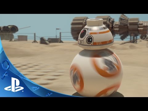 LEGO Star Wars: The Force Awakens - Announcement Trailer | PS4, PS3, PS Vita