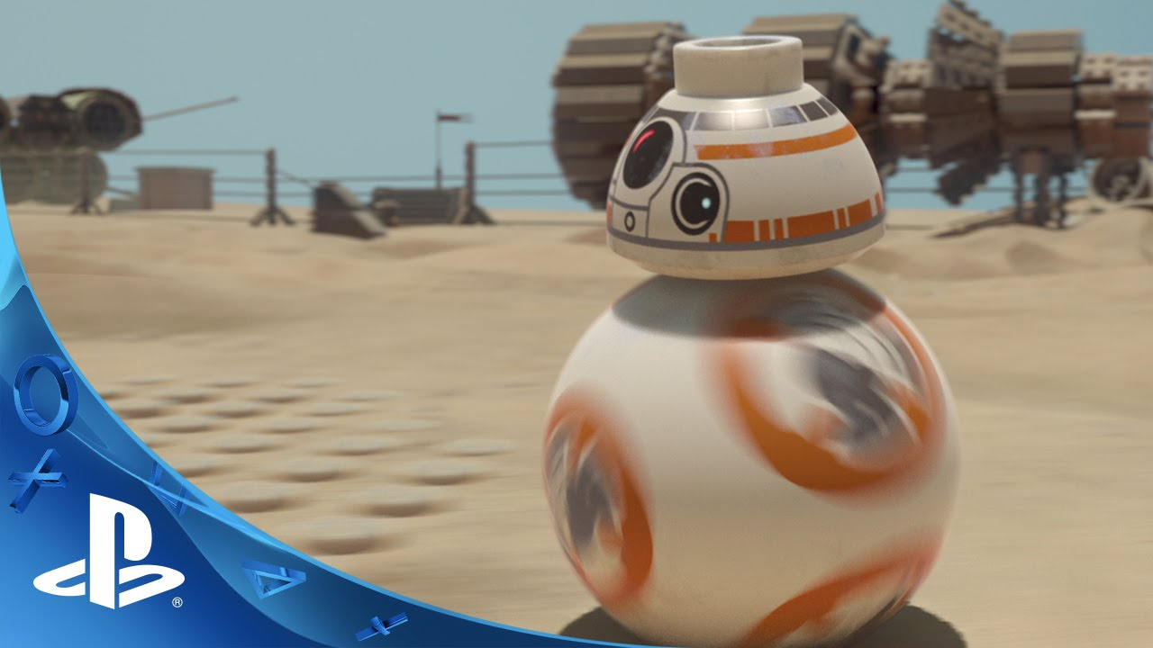 LEGO: Star Wars The Force Awakens - BB-8 Vignette