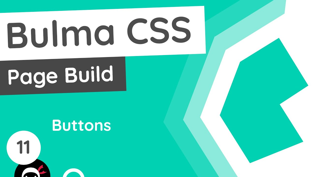 Bulma CSS Tutorial (Product Page Build) - Buttons