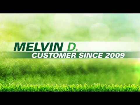 TruGreen Lawn Care Review | Melvin D