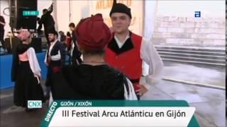 Tradicionando en el Arcu Atlánticu de Xixón