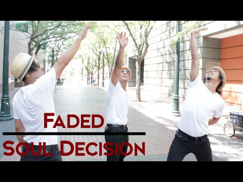 Faded Dance Choreography  Soul Decision  @MikeyCastro  #DanceOn