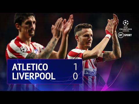 Atletico Madrid vs Liverpool (1-0) | UEFA Champions League Highlights