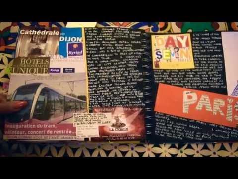 My Europe Travel Journal