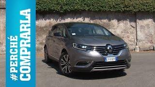 Renault Espace (2015) | Perché comprarla... e perché no