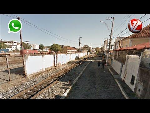 WhatsApp TV Voz - Tráfico no bairro Roberto Silveira em Barra Mansa