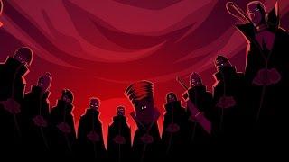 Naruto Shippuden la creación de los akatsuki (en español)