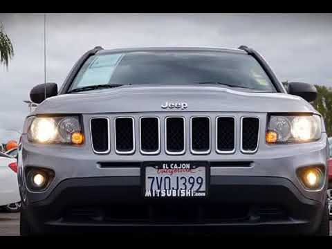 2016 Jeep Compass FWD 4dr Sport (San Diego, California)