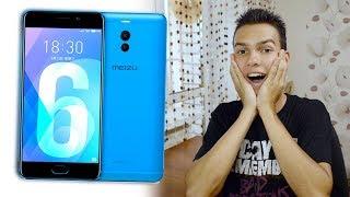 Первый взгляд на Meizu M6 Note (Snapdragon 625)