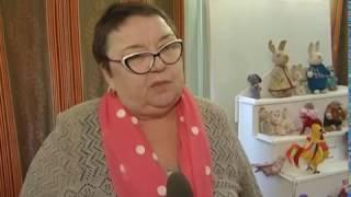 Выставку работ сергиевопосадских рукодельниц посвятили 70-летию 12-го ГУ МО РФ