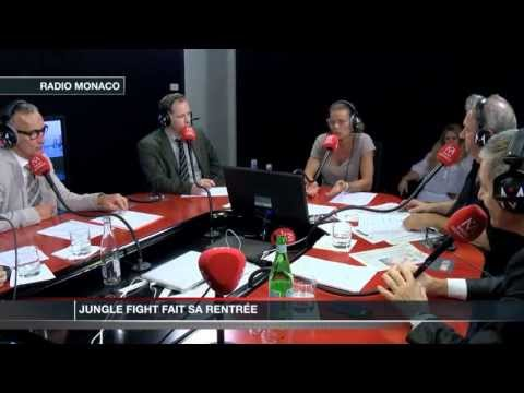 Fight Aids Monaco et La Princesse Stéphanie sur l'antenne de Radio Monaco
