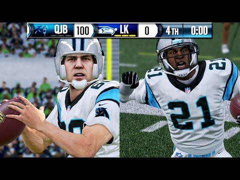 Madden 15 Ultimate Team Gameplay - 100 POINTS SCORED! Otto Throws 10 + TDs! QJB & Opponent Trollin
